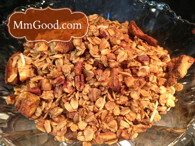 Apple Pie Granola | MmGood