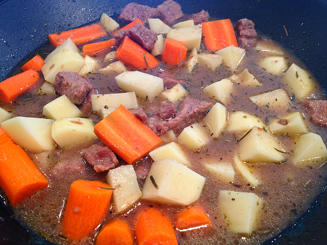 Beef Stew - without cornstarch