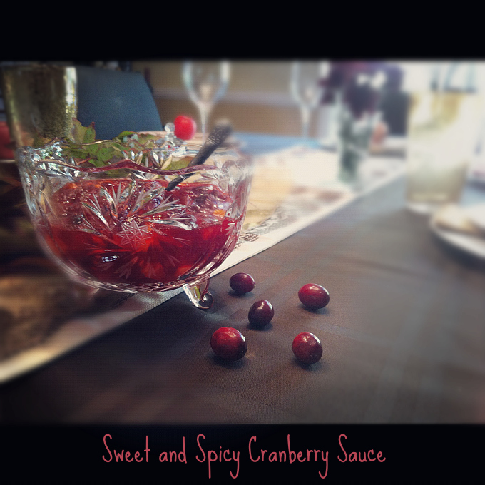 Sweet & Spicy Cranberry | MmGood