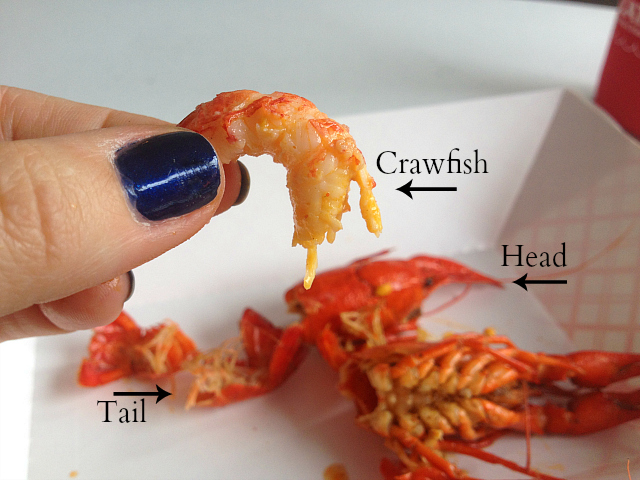 Crawfish - meat