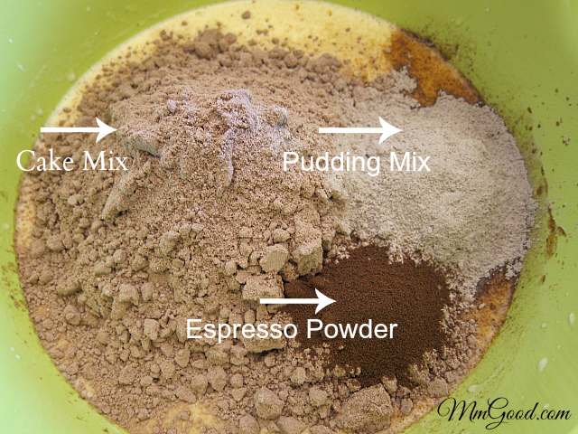 mixes for cake