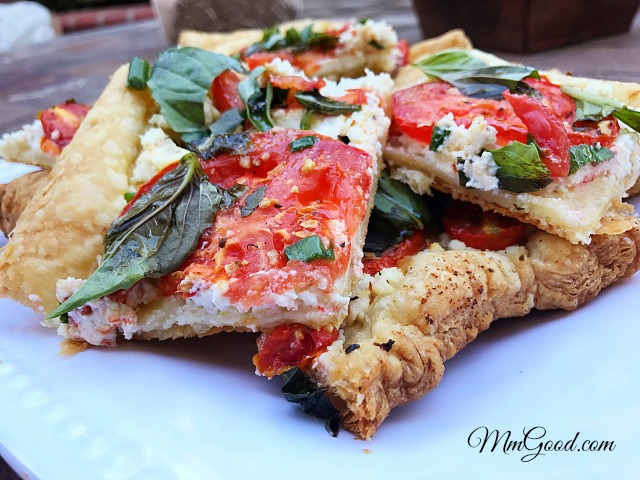 tomato-and-ricotta-cheese-tart