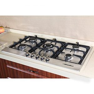 34-Electric-Stainless-Steel-Built-in-Kitchen-NGLPG-5-Burner-Gas-Cooktop-0