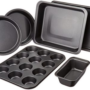 AmazonBasics-6-Piece-Bakeware-Set-0
