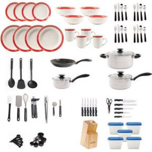 Essential-Home-Total-Kitchen-Cookware-Utensil-83-Pc-Combo-Set-0