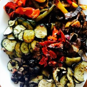 Oven Roasted Vegetables - Perfect for the Summer
