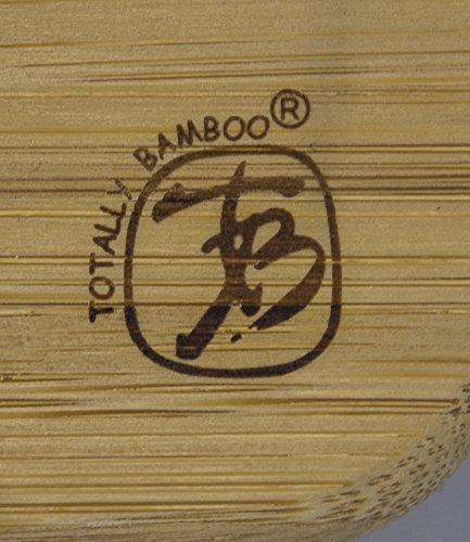 "totally bamboo board set, /"" thick bamboo cutting  serving, Kitchen design"