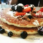 Light and Fluffy Homemade Pancakes...best recipe ever!