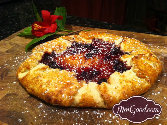 Crastata - blackberry jam | MmGood.com