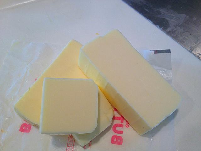 Crastata - butter