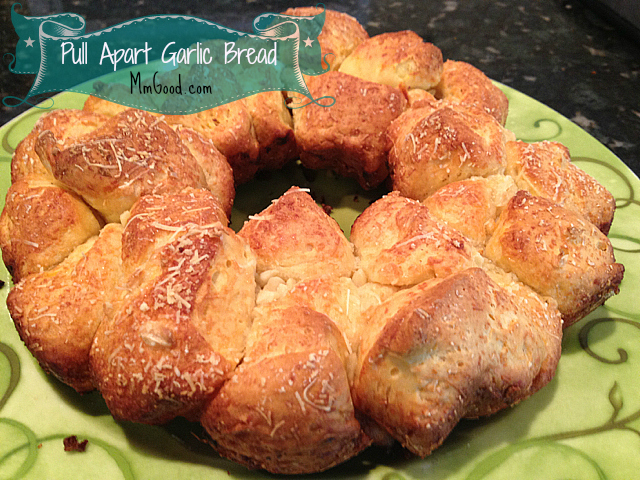 Garlic Bread - On Plate | MmGood.com