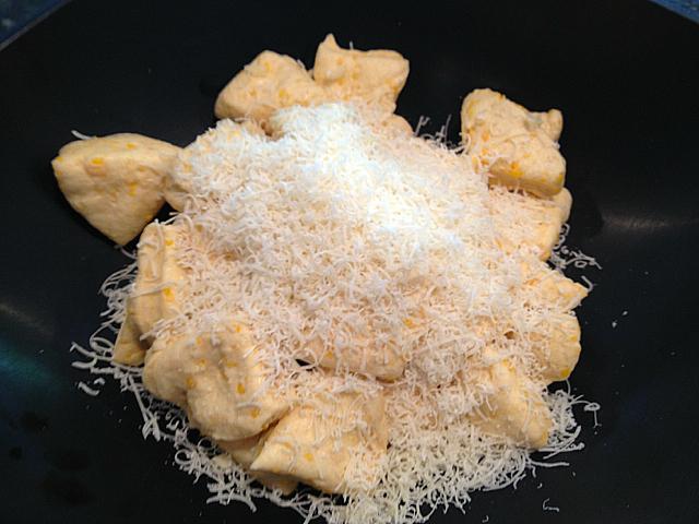 Garlic Bread - Parmesan Added