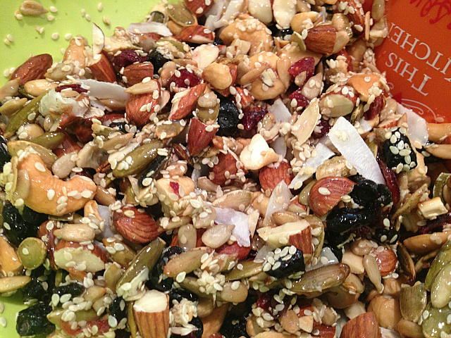 Healthy Granola - mixed