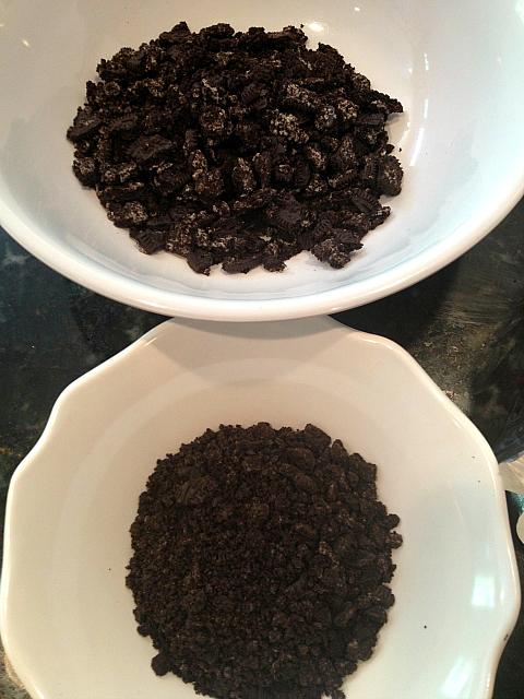 Oreo Rice Crispies (Krispies) - Oreo