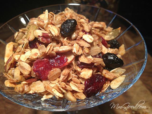 Granola - bowl MmGood