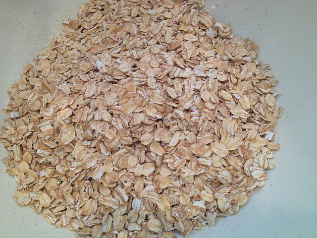 Granola - oatmeal