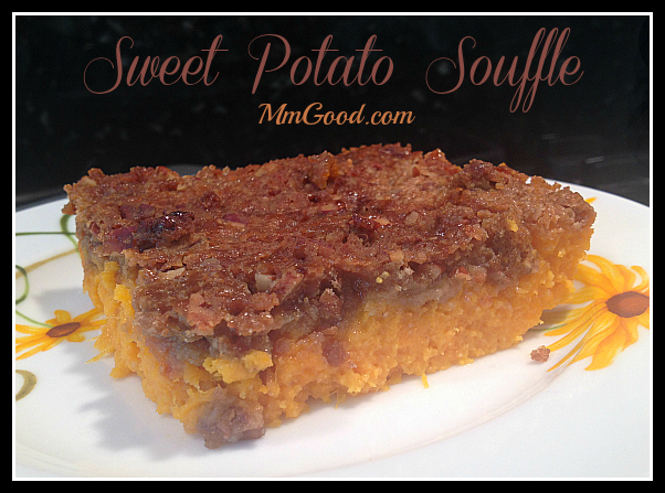 Sweet Potato Souffle | MmGood.com