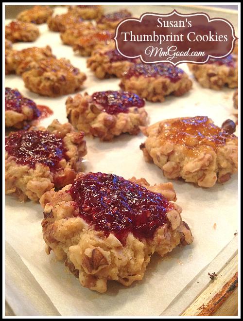 Susans Thumbprints | MmGood.com