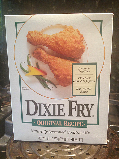 Dixie Fry Chicken - Box