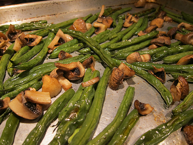 Green Beans - Roasted