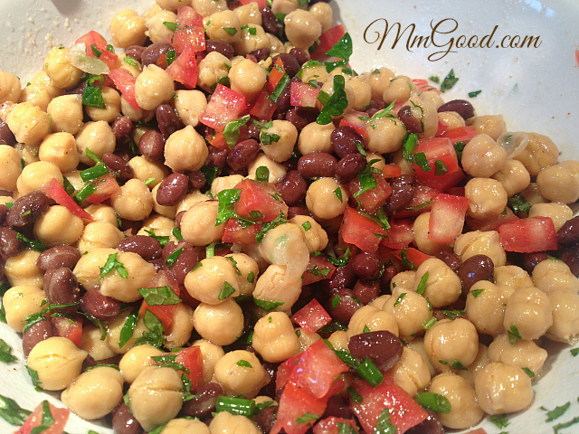 Chickpea Salad MmGood