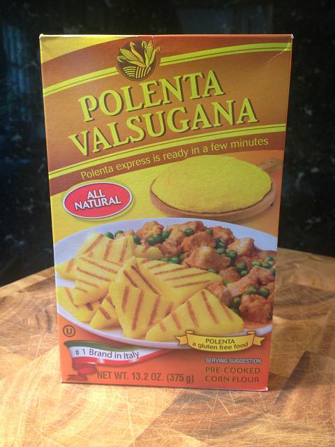 Polenta - Box