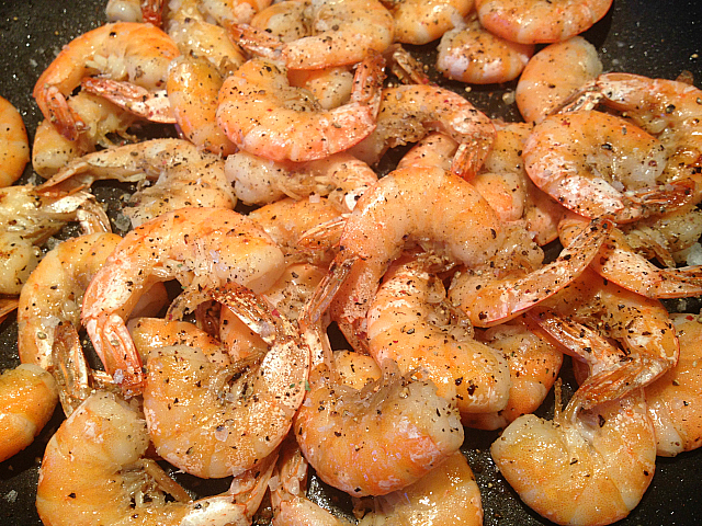 Shrimp - cooked