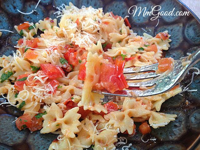Pasta & Tomatoes | MmGood