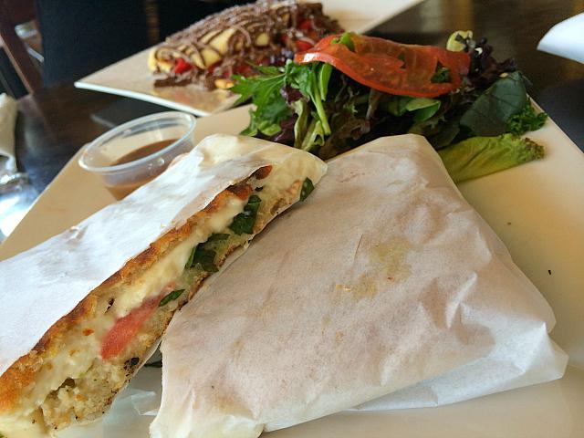 Crave - Amazing Sandwich