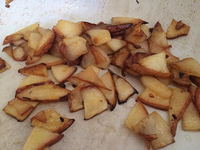 Pasta - pears