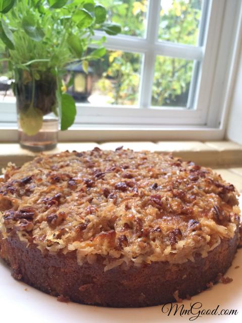 Cake w Coconut