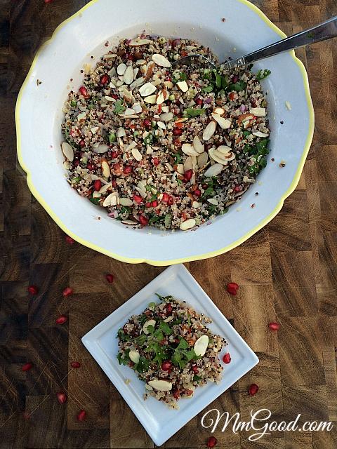 Quinoa Bowl MmGood