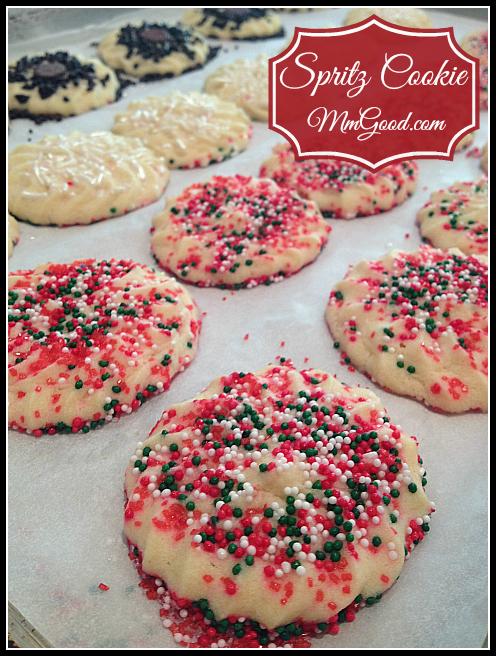 Spritz Cookie - MmGood