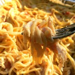 Chicken Spaghetti Baked Casserole Recipe