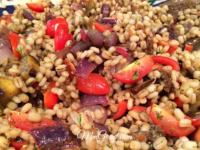 Barley Salad