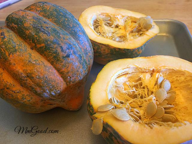acorn and half