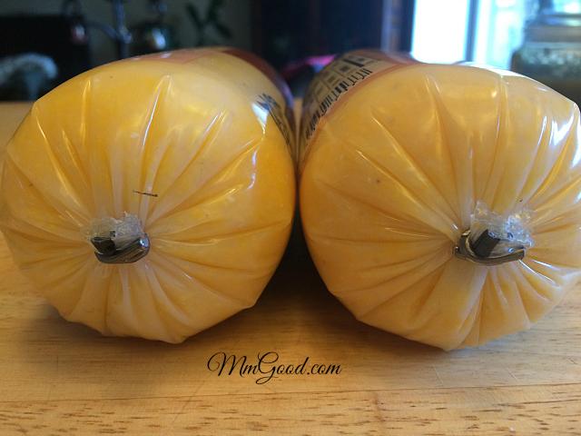 tubed polenta