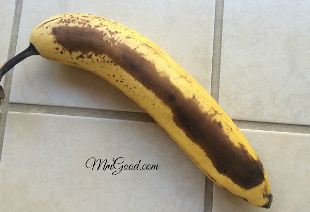 Ripened Banana