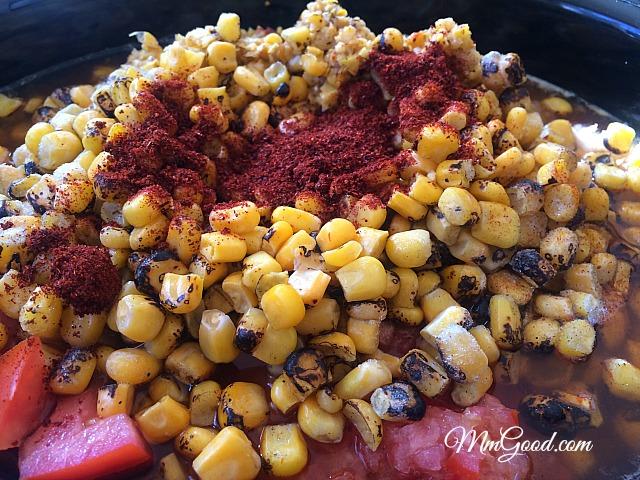 corn-seaonings